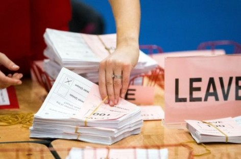 EU Referendum: UK Votes To Leave In Historic Referendum