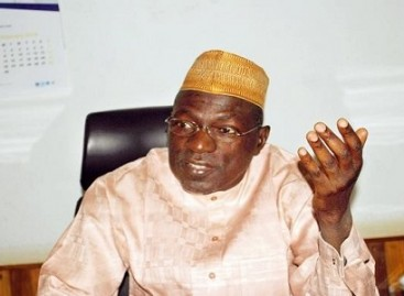 PDP crisis: Sheriff kicks as Secondus hands over to Makarfi