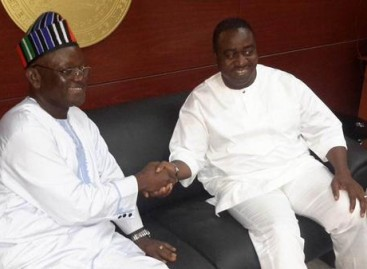 Suswam armed criminals in Benue – Ortom