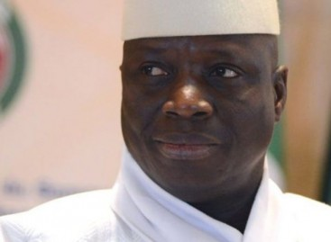 Nigerian troops on standby to sack Jammeh as more ministers desert Gambian leader