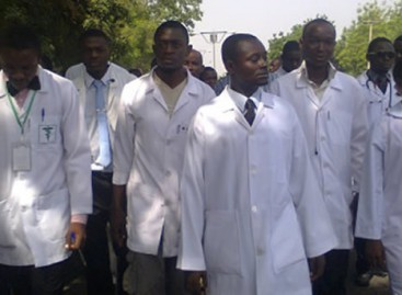 FG fires striking resident doctors