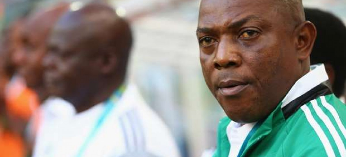 BREAKING NEWS: Soccer icon, Stephen Keshi dies at 54