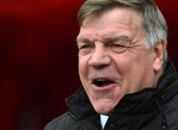 Sam Allardyce named England manager by the Football Association
