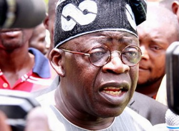 Things will happen if you beat my wife, Tinubu replies Melaye