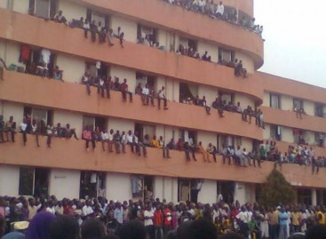 Students beg Kogi Varsity lecturers to call off strike