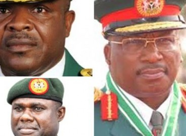 Arms Panel indicts Ihejirika, Minimah, others for alleged N381 billion fraud