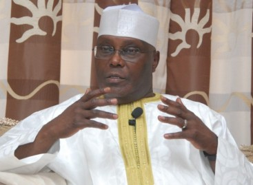 Buhari salutes Atiku at 70