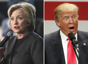 Clinton, Trump ready for historic first debate