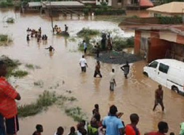 Politicians occupy houses meant for flood victims in Lokoja