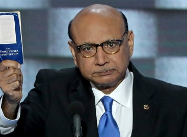 Khizr Khan: Trump has a 'black soul'