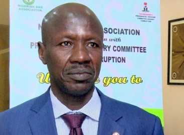 Magu's EFCC: Between Suspects and Victims