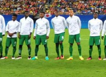 Buhari hails Dream Team's victory over Denmark