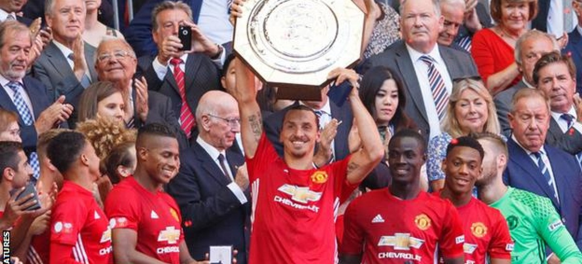 Community Shield: Leicester City 1-2 Manchester United