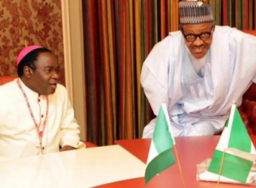 Stop blame game, fix current problems, Kukah tells Buhari