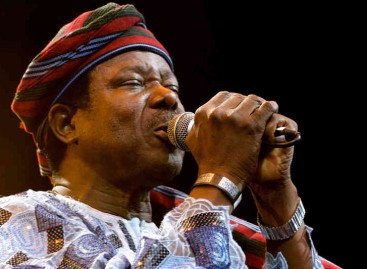 Buhari congratulates King Sunny Ade on 70th birthday