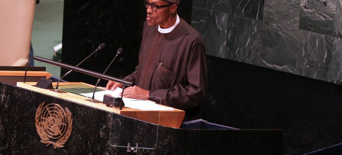Buhari hails economic relations with France, Switzerland
