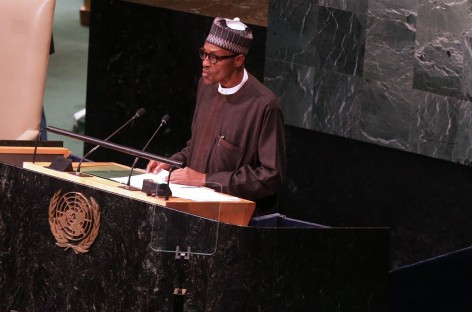 We need you back home, Buhari tells Nigerian professionals in US
