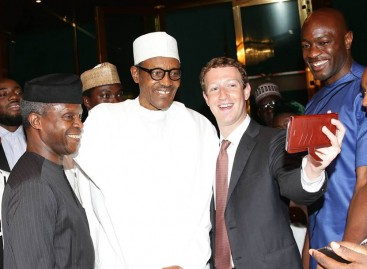 Buhari commends Zuckerberg for inspiring Nigeria youths on entrepreneurship