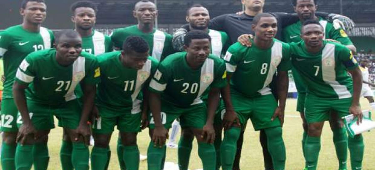 Nigeria moves up to 60th on FIFA ranking
