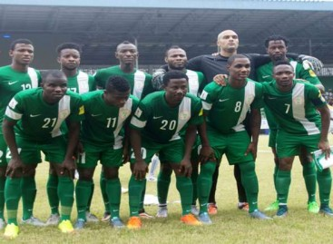 Nigeria move to 41 in FIFA ranking