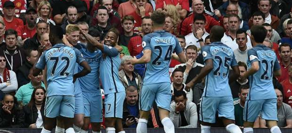 Iheanacho's goal sinks United in Manchester Derby