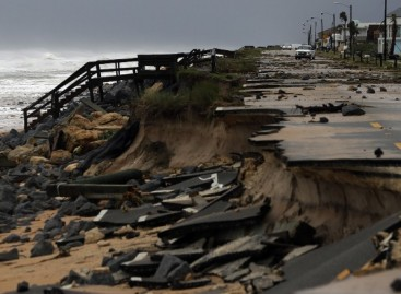 Hurricane Mathew wrecks more havoc in parts of US