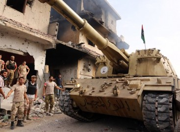UN condemns attempted coup in Libya