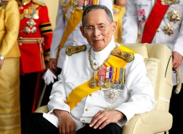 World's longest serving monarch, King Bhumibol Adulyadej of Thailand, is dead