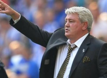 Aston Villa appoints Steve Bruce as new manager