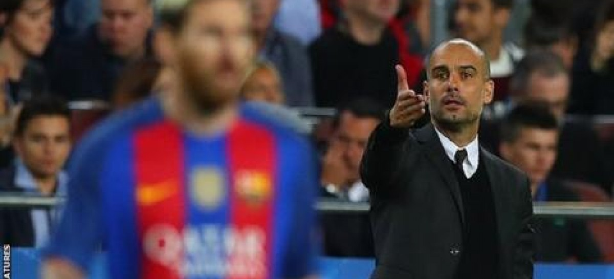 I will never change my approach – Guardiola