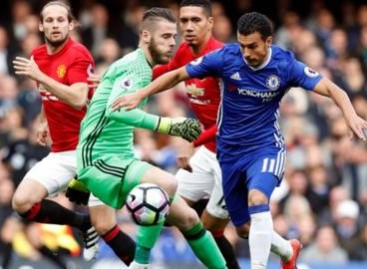 Chelsea maul United on Mourinho's return to Stamford Bridge