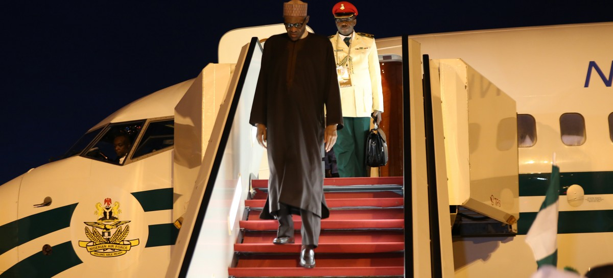 Buhari orders sale of #7bn Presidential jets