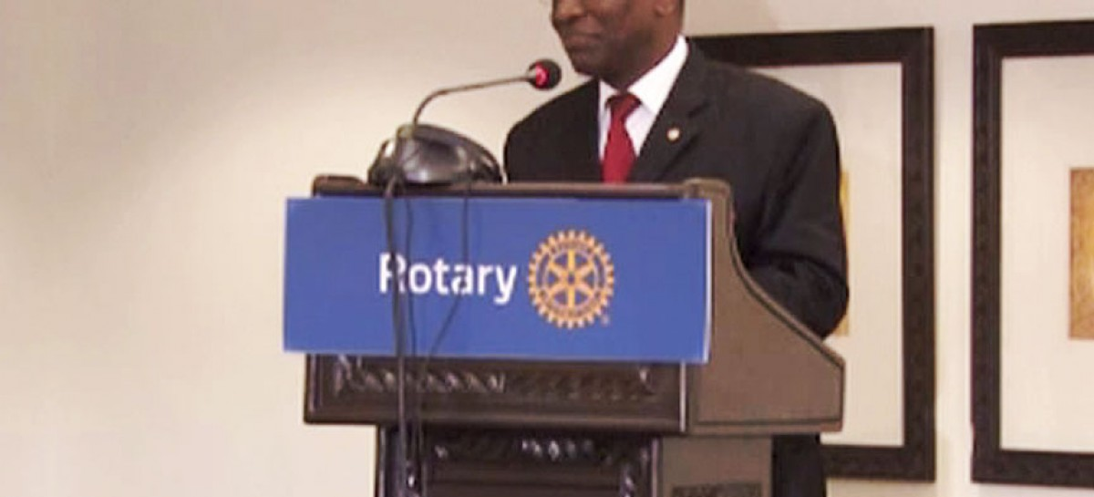 Business leader, Samuel Owori, will become first Ugandan to head Rotary International – 2018-19