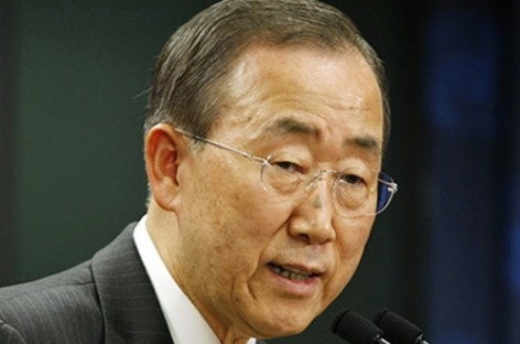 Ban Ki-moon welcomes release of 21 Chibok girls