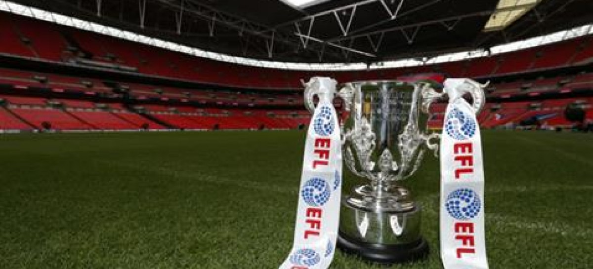 BREAKING: EFL Carabao Cup third-round draw in full