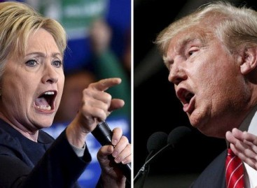 You would be in jail If I was President, Trump tells Clinton in debate