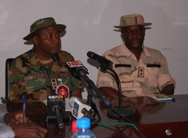 Rescued Chibok girl carrying 6-months-old baby – Army