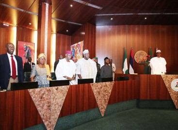 Buhari calls off FEC meeting