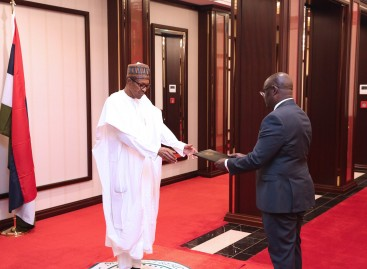 We'll continue to support peace process in South Sudan – Buhari