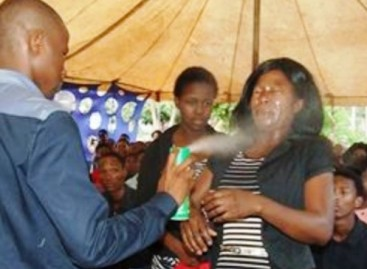 How I heal sin, injuries with insect killer – South African prophet