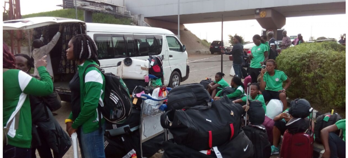 We played without underwears, Falconets reveal