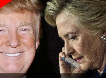 Hillary Clinton calls Donald Trump to congratulate him on election victory