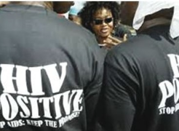 HIV/AIDS victims invade conference venue