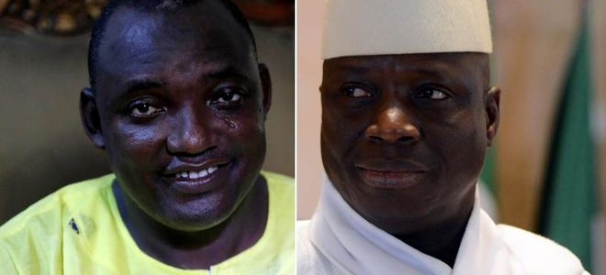 Gambian leader, Yahaya Jammeh, makes u-turn, rejects election result