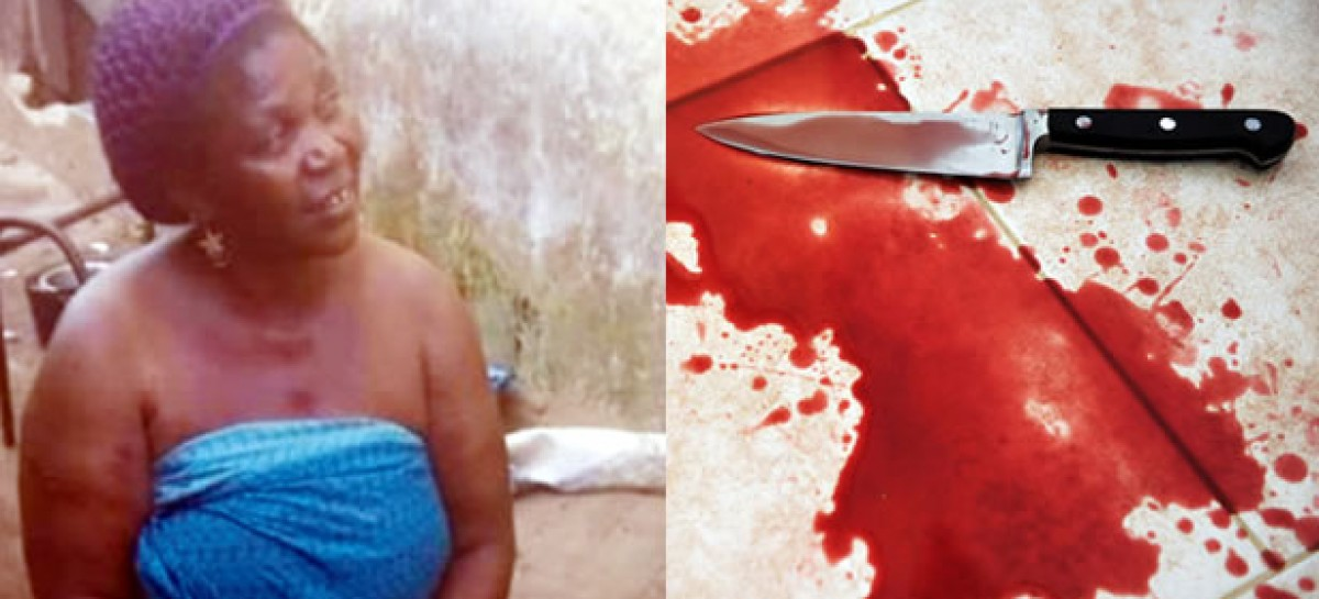Wife kills husband over christmas food