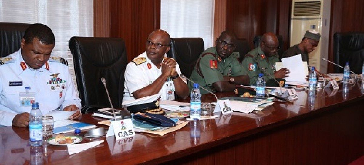 Buhari has not sacked Defence Chief, Naval Chief – Presidency