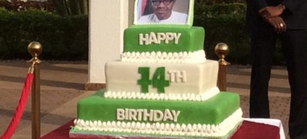 Buhari marks 74th birthday with 74 pigeons