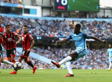 Iheanacho is most prolific scorer in EPL history