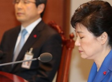 South Korean President impeached over corruption scandal