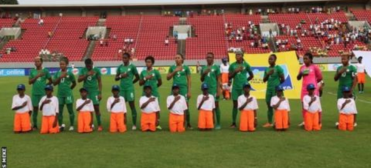 Nigeria's Super Falcons is National Team of the Year